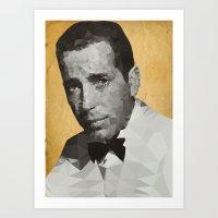 Humphrey Art Print