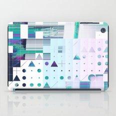 glytchwwt iPad Case