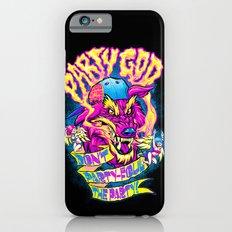PARTY GOD (magenta) Slim Case iPhone 6s