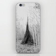 Aspen Teepee iPhone & iPod Skin