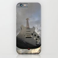 iPhone & iPod Case featuring Air Guitar by John Murray/DarkStarImages