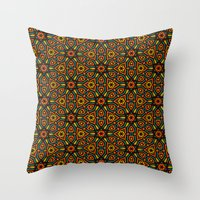 FILIGRANA Throw Pillow