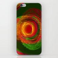 Drop Mega Drop Drop III iPhone & iPod Skin