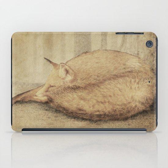 A Quiet Place (sepia option) iPad Case