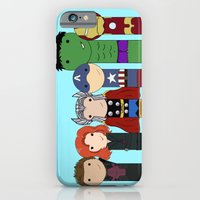 Assemble!  iPhone 6 Slim Case