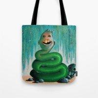 Strange Character #1 Tote Bag