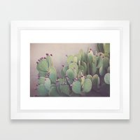 Still Life in Marfa Framed Art Print