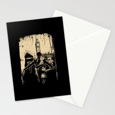attack this town Stationery Cards