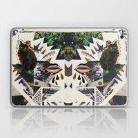 AYAHUASCA CAT (Kaleidosc… Laptop & iPad Skin