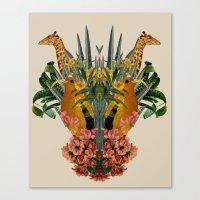 Zoo  Canvas Print