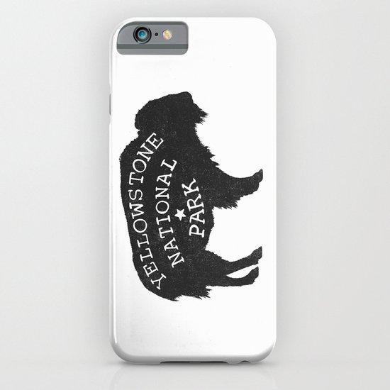 Yellowstone  iPhone & iPod Case