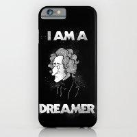 I am a Dreamer - Lennon Illustration iPhone 6 Slim Case