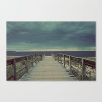 Nautica: Pathway to Horizon Canvas Print