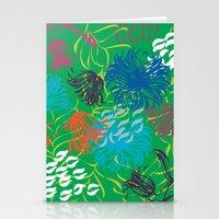 Bold Breezy Stationery Cards