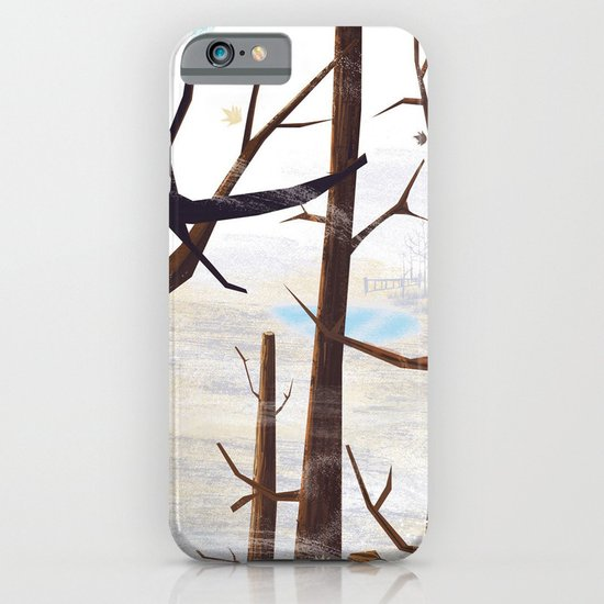 trees tops iPhone & iPod Case