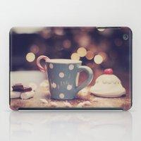 Happy Holidays (2) iPad Case