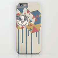 iPhone & iPod Case featuring owl  by Clare Corfield Carr