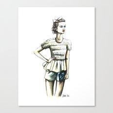 Penelope Canvas Print