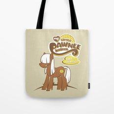 My Little Pawnee Tote Bag