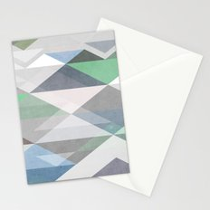 Nordic Combination II Stationery Cards