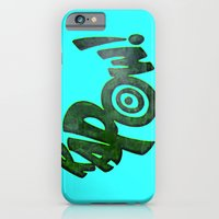 iPhone & iPod Case featuring KAPOW! # 1 by Stuff.
