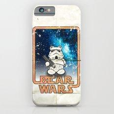 Bear Wars Vintage - Bear Trooper iPhone 6s Slim Case