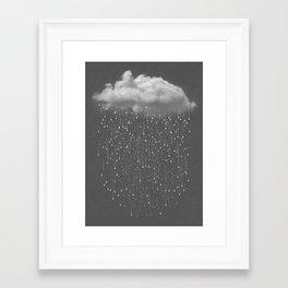 Framed Art Print - Let It Fall II - soaring anchor designs