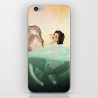 The Bath iPhone & iPod Skin