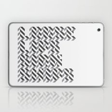 loose lips sink ships dazzle typography Laptop & iPad Skin