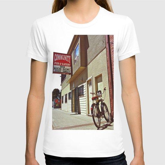 Community Pub & Eatery T-shirt