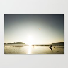 Fun in the Sun. Canvas Print