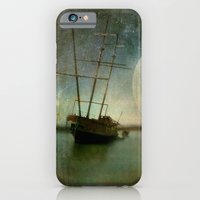 Shipwreck on Lake Ontario iPhone 6 Slim Case