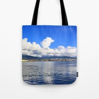 North Vancouver Tote Bag