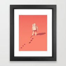 The Martian Framed Art Print