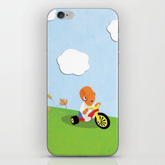SW Kids - Big Wheel Ackbar iPhone & iPod Skin