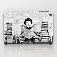 Bookworm iPad Case