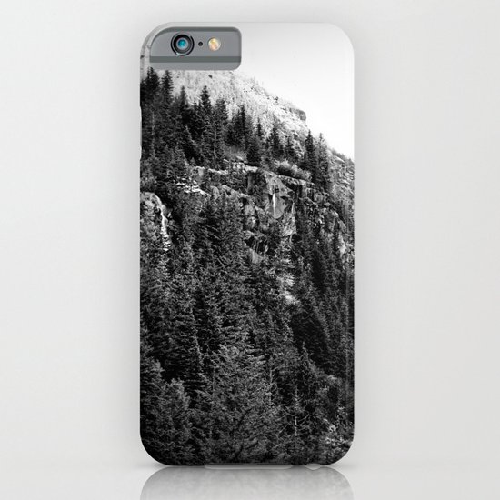 Mountain Valley Fog iPhone & iPod Case