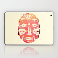 Cloud Face I Laptop & iPad Skin