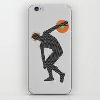 Vinylbolus iPhone & iPod Skin