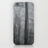 iPhone & iPod Case featuring Abstract Trees by Jillian Schipper