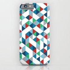 Triangles #3 iPhone 6s Slim Case