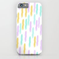 Hello Spring Pastel Patt… iPhone 6 Slim Case