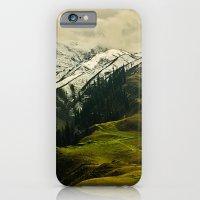 Spider mountain iPhone 6 Slim Case