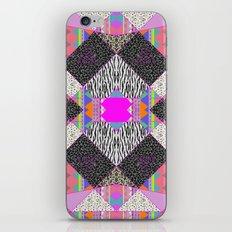 RETRO KALEIDOSKOPE 2 iPhone & iPod Skin