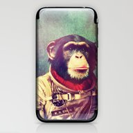 Above And Beyond iPhone & iPod Skin
