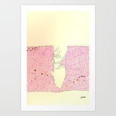 insides Art Print