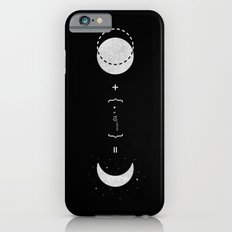 The Law of Crescent Moon Slim Case iPhone 6s