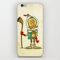 Alphorn Champion 1908 iPhone & iPod Skin