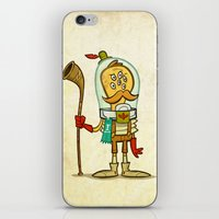 Alphorn Champion 1908 iPhone & iPod Skin