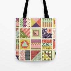 Patternz Tote Bag